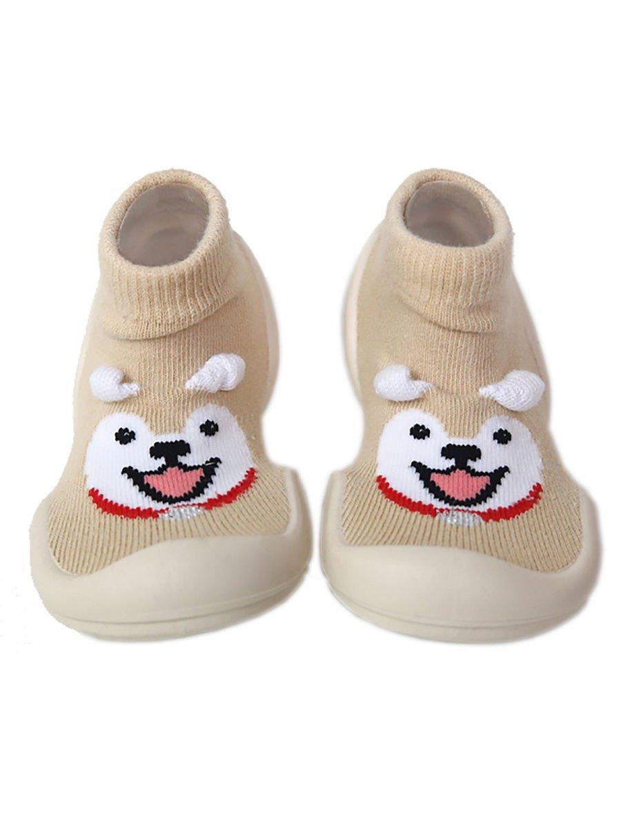 Пинетки, носочки-ботиночки